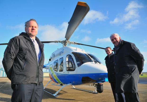 This Is Wiltshire: The Bell 429 helicopter will launch as Wiltshire's new Air Ambulance at the end of this year