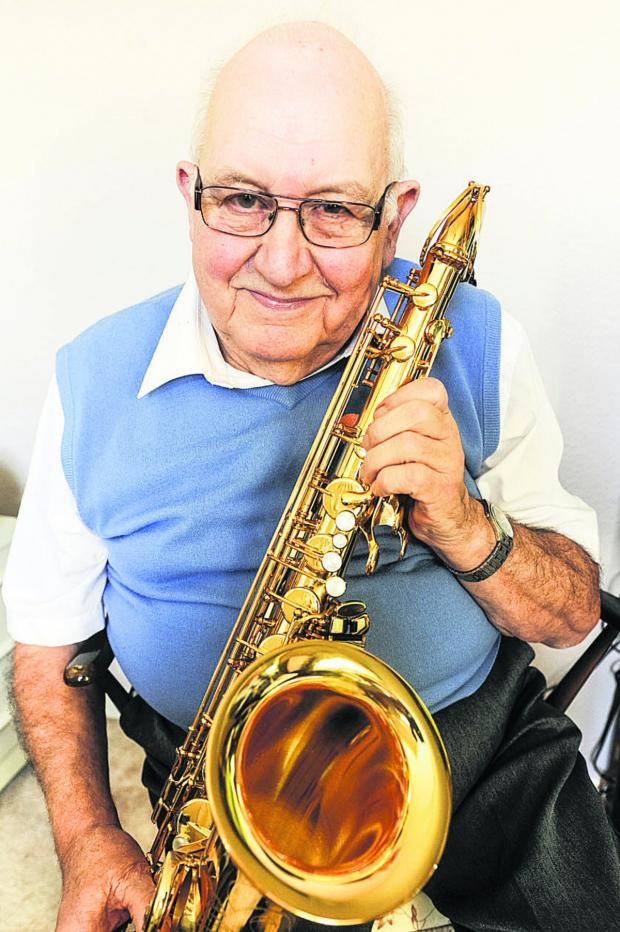 This Is Wiltshire: Sax mad jazz promoter Dave Knight
