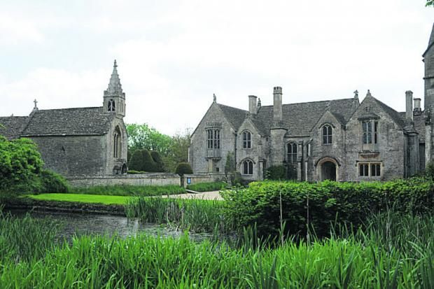 This Is Wiltshire: Great Chalfield Manor