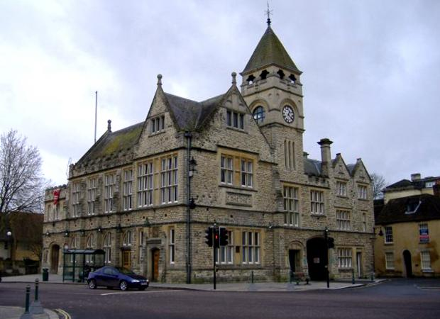 This Is Wiltshire: Calne town hall