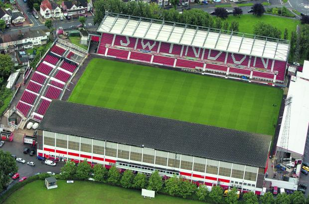 This Is Wiltshire: Fans will have a say in the future of the County Ground