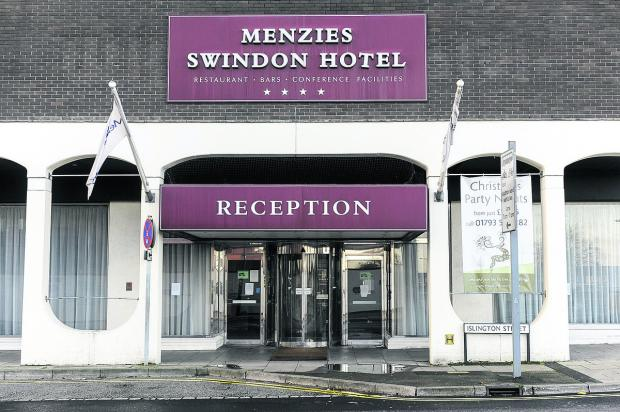 This Is Wiltshire: The Menzies Hotel, which closed last November, could become operational again