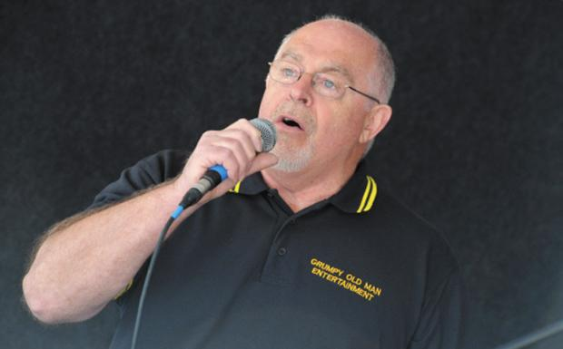 This Is Wiltshire: Singer Rod Wheatley