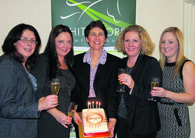 This Is Wiltshire: Trowbridge employment company marks 25 years