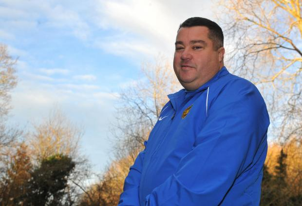This Is Wiltshire: Wiltshire's referee development officer Kevin Small