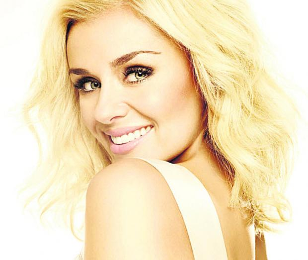 This Is Wiltshire: Katherine Jenkins