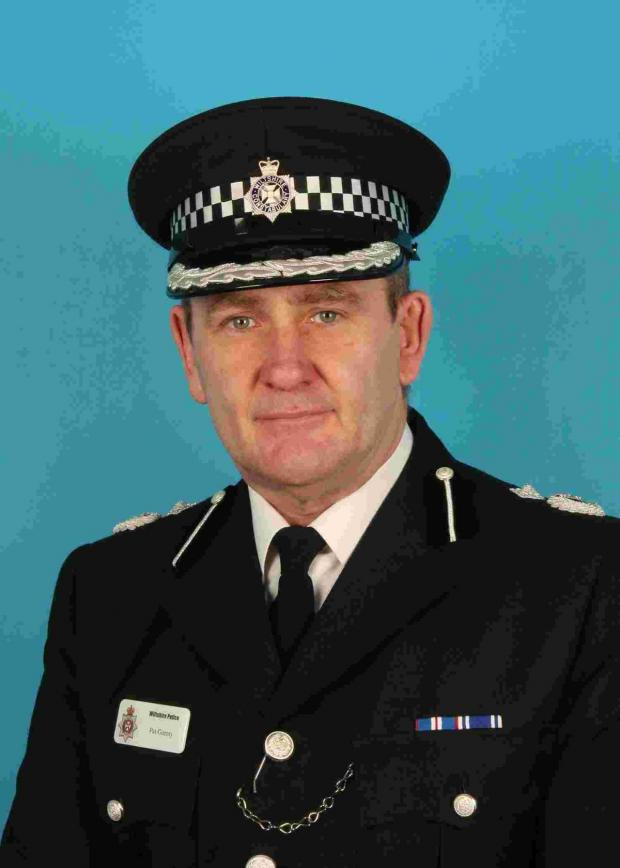 This Is Wiltshire: Wiltshire Chief Constable Pat Geenty