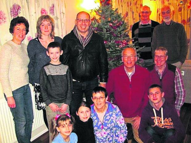 This Is Wiltshire: The visiting children from Belarus and their host families