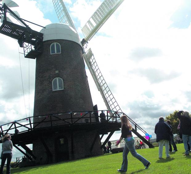 This Is Wiltshire: Wilton Windmill