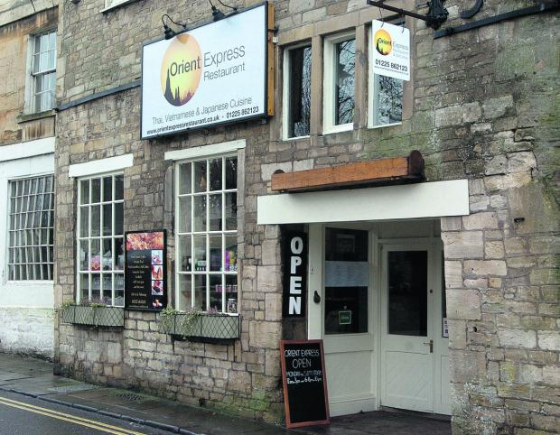 This Is Wiltshire: The former Orient Express restaurant in Bradford on Avon is to become a Buddhist temple now that Wiltshire Council has approved a change of use application