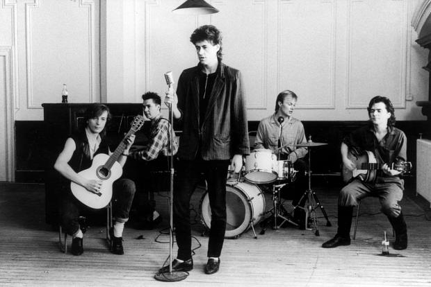 This Is Wiltshire: The Boomtown Rats, pictured in their heyday