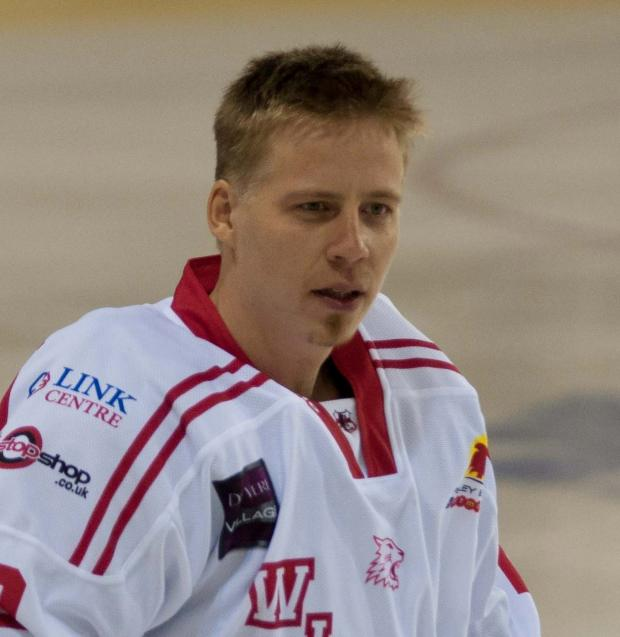 This Is Wiltshire: Swindon Wildcats star Henri Sandvik