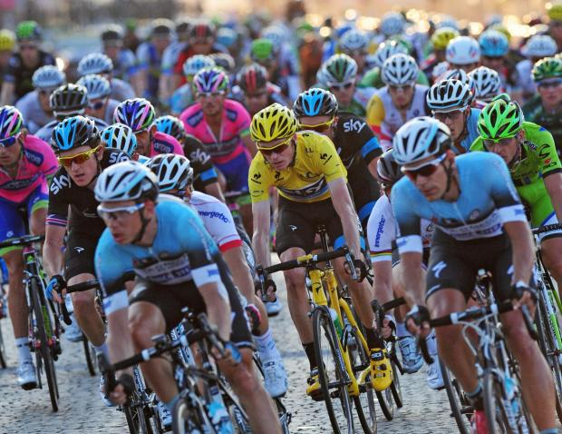 This Is Wiltshire: The Tour of Britain will pass through Devizes