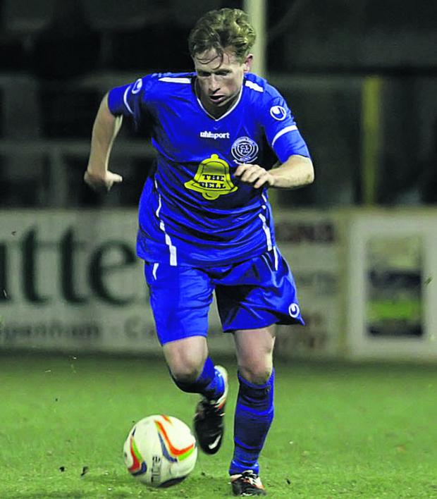 This Is Wiltshire: Chippenham Town's Harley Purnell