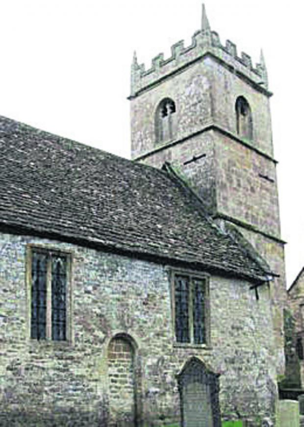 This Is Wiltshire: The church of St James in Cherhill