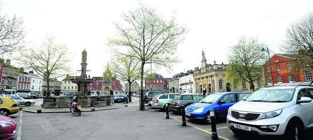 This Is Wiltshire: Devizes Market Place