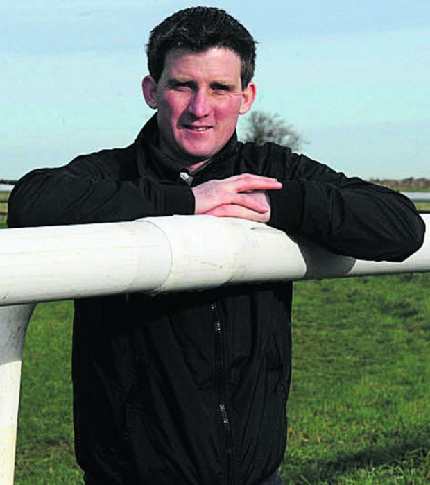 This Is Wiltshire: Trainer Neil Mulholland at his Conkwell Grange base