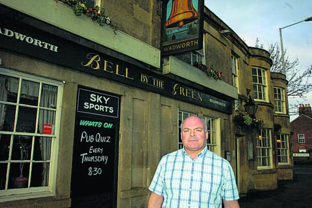 This Is Wiltshire: Eddie Schofield is leaving The Bell by the Green