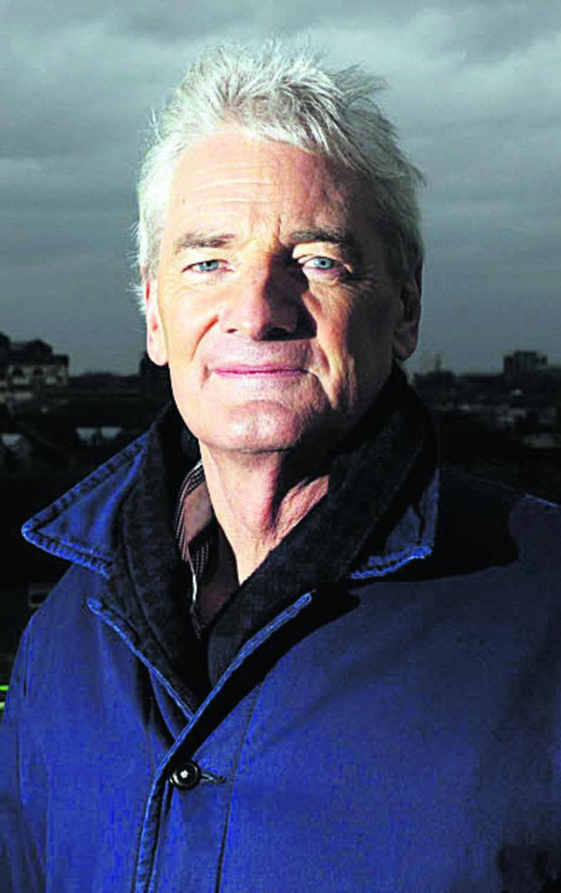 This Is Wiltshire: James Dyson