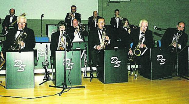 This Is Wiltshire: The DS Big Band in action