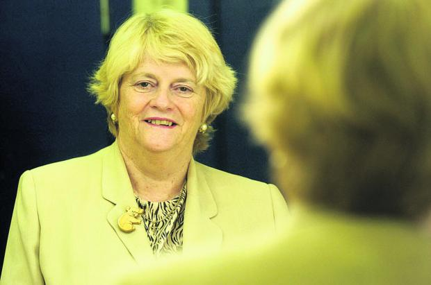 This Is Wiltshire: Ann Widdecombe set for lit fest