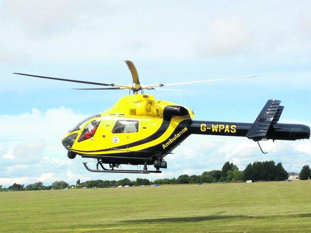 This Is Wiltshire: Biker injured in Bradford on Avon collision
