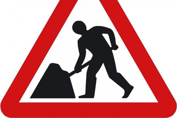 This Is Wiltshire: Extensive roadworks are to take place around Shrewton
