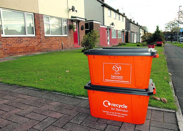 This Is Wiltshire: More than 3,500 residents have asked for an extra recycling box ahead of the switch to fortnightly collections, which has pleased Coun