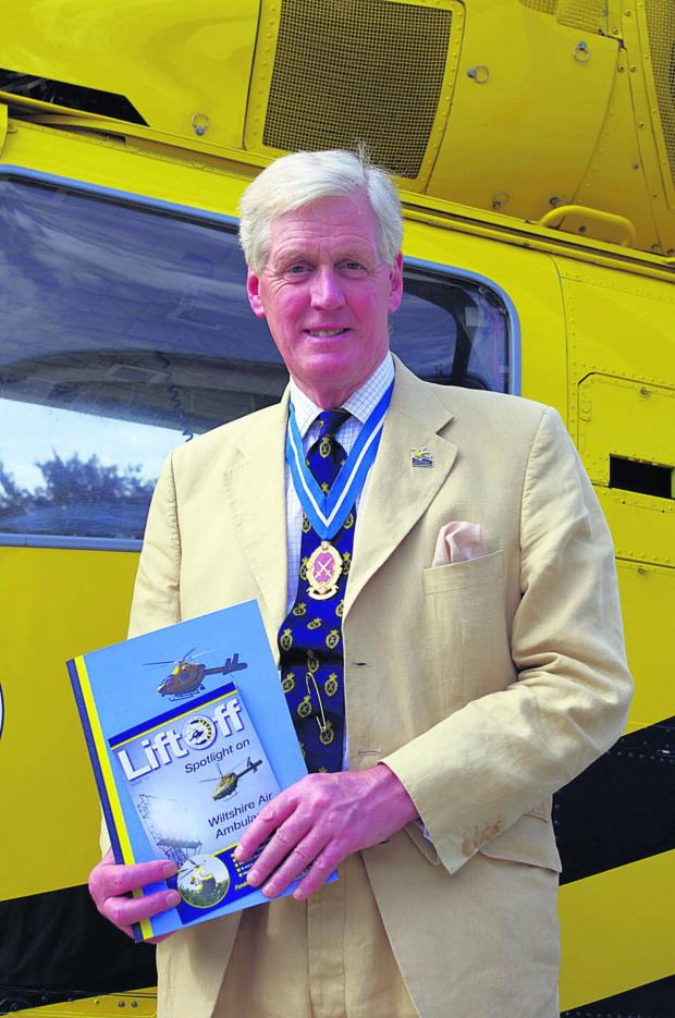 This Is Wiltshire: High Sheriff of Wiltshire, Mr William Wyldbore-Smith