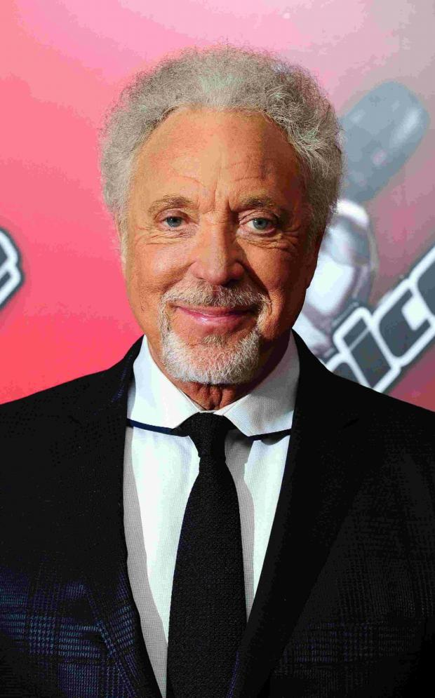 This Is Wiltshire: Headliner Sir Tom Jones