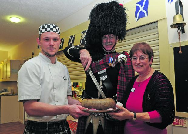 This Is Wiltshire: Burns' Night a tasty fling for t