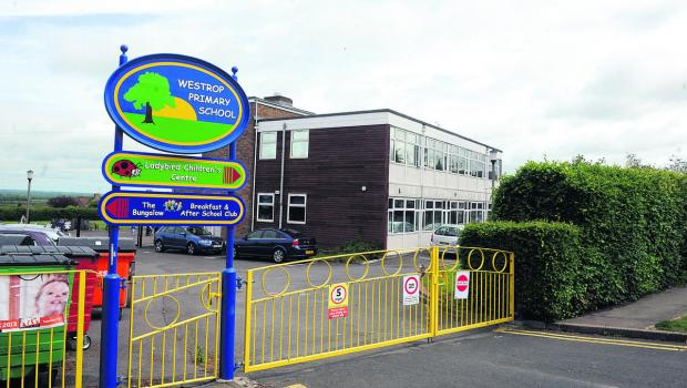 This Is Wiltshire: Westrop Primary School, where the nursery is situated