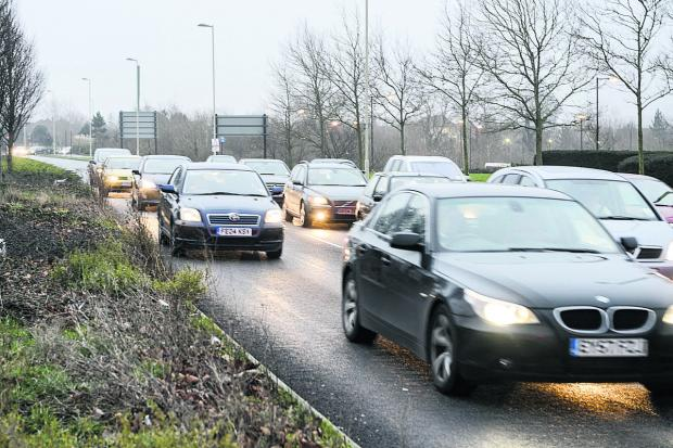 This Is Wiltshire: Thamesdown Drive plan under doubt