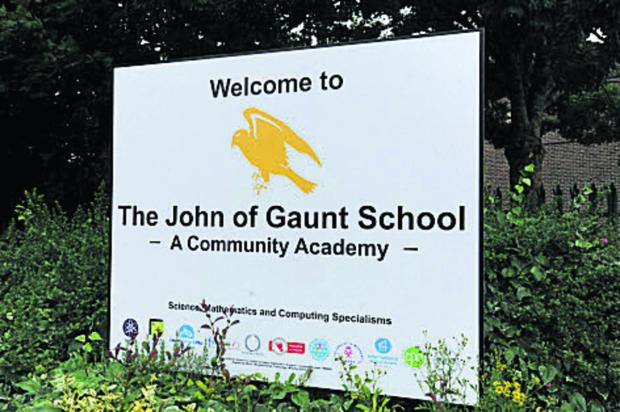 This Is Wiltshire: The competition will be held at John of Gaunt School