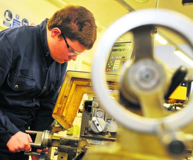 This Is Wiltshire: Dyson has expressed concern at the shortfall of young engineers in the UK