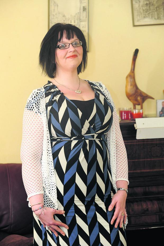 This Is Wiltshire: Alexandra Haynes now after her dramatic weight loss