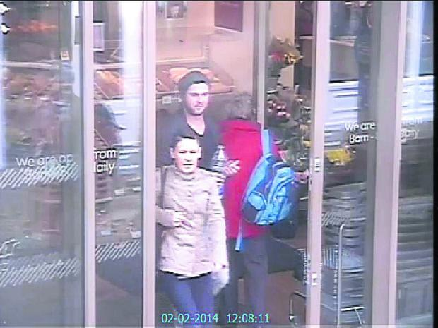 This Is Wiltshire: Do you recognise this man and woman?