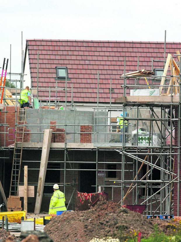 This Is Wiltshire: Swindon has received a cash boost for building new homes