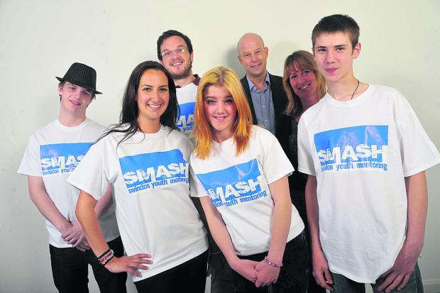 This Is Wiltshire: SMASH users who will benefit from the funds raised