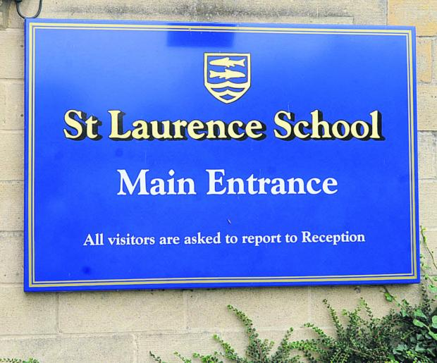 This Is Wiltshire: St Laurence School, Bradford on Avon, will be partially open during strike action by NUT members tomorrow