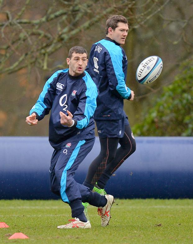 This Is Wiltshire: Jonny May