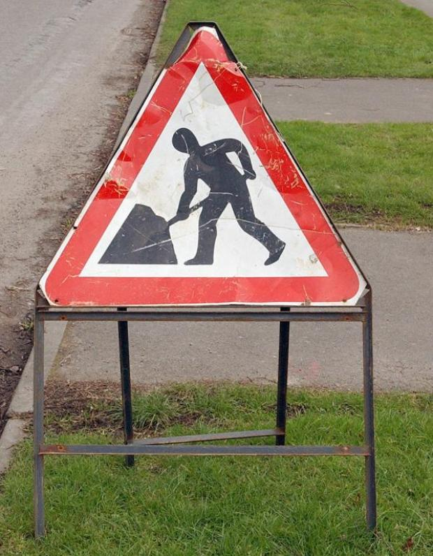 This Is Wiltshire: Weekday road delays ahead in Trowbridge