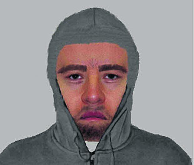 This Is Wiltshire: An efit of the attacker