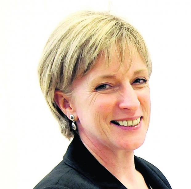 This Is Wiltshire: Ruth Robinson, principal of Swindon Academy