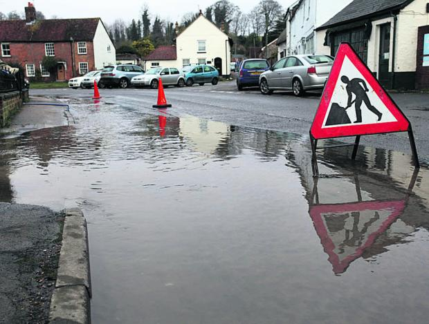 This Is Wiltshire: Predicted floods did not occur at the weekend