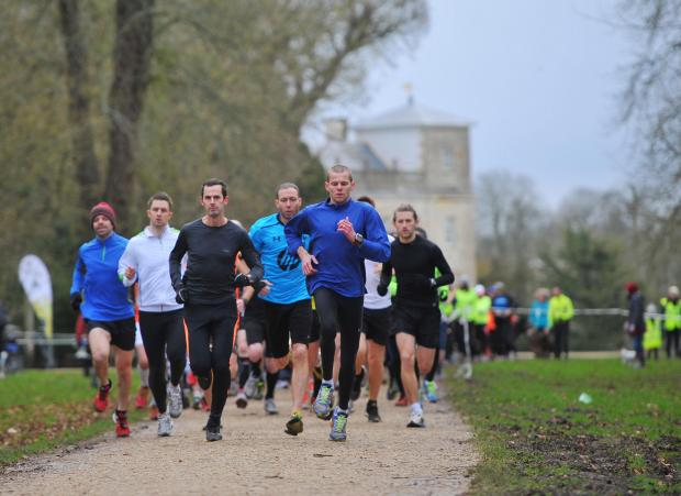 This Is Wiltshire: Action from the recent Swindon Parkrun