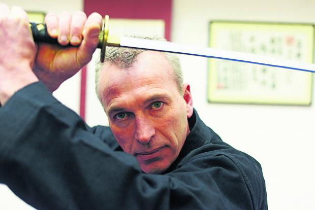 This Is Wiltshire: Paul Stubbs has mastered the arts of self-defence