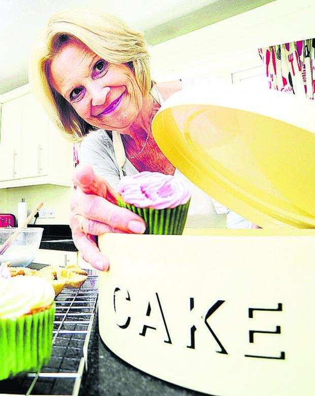 This Is Wiltshire: Great British Bake Off contestant Christine Wallace to join demonstration