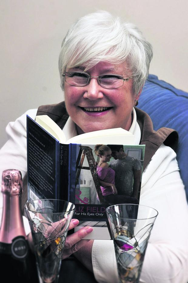 This Is Wiltshire: Liz Fielding with her new novel out in paperback at the end of the month