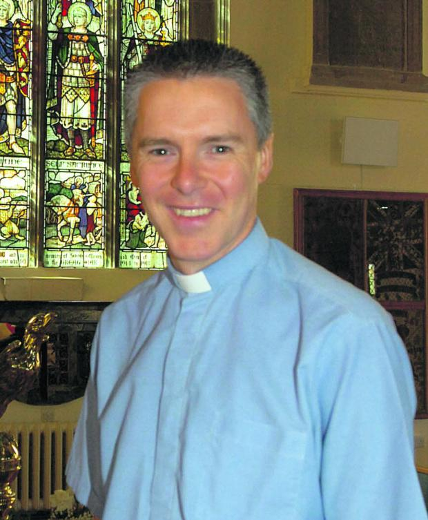 This Is Wiltshire: The Rev Jonathan Triffitt, vicar of St James's Church, Devizes